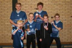 Clubkampioenschappen Smash jeugd 2014